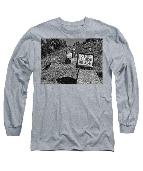 Limboland Long Sleeve T-Shirt