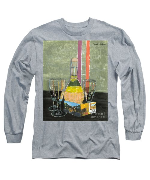 Limoncello In Cinque Terra Long Sleeve T-Shirt