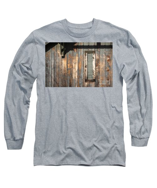 Lines And Designs Long Sleeve T-Shirt
