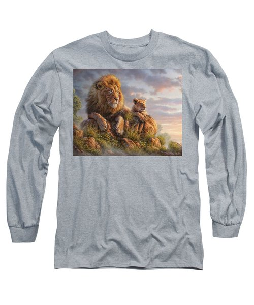 Lion Pride Long Sleeve T-Shirt