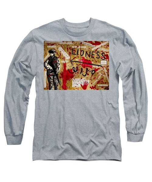 Lioness Long Sleeve T-Shirt