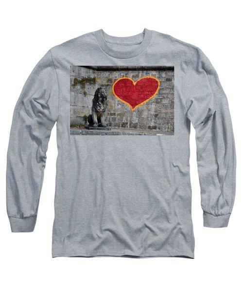 Lionheart Long Sleeve T-Shirt