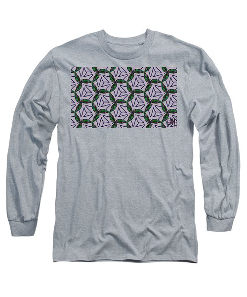 Long Sleeve T-Shirt featuring the digital art Little Something For The Nest by Elizabeth McTaggart