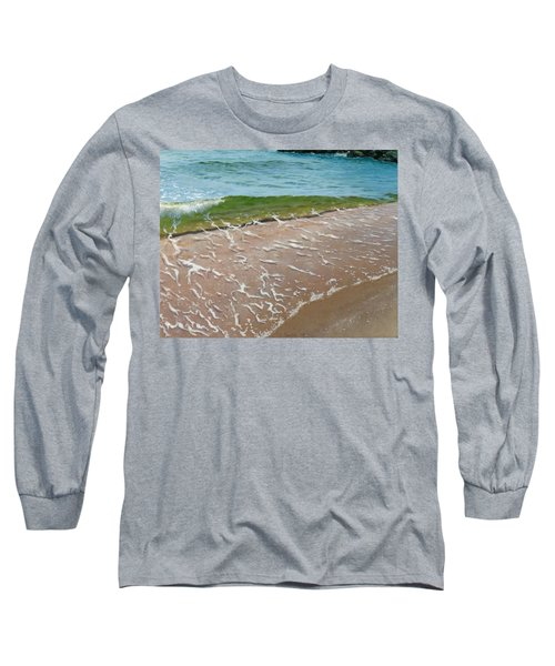 Little Wave Long Sleeve T-Shirt