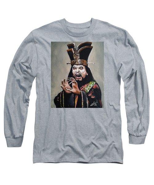 Lo Pan Long Sleeve T-Shirt by Tom Carlton
