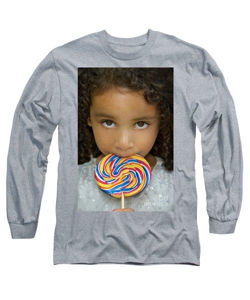 Lollipop Long Sleeve T-Shirt