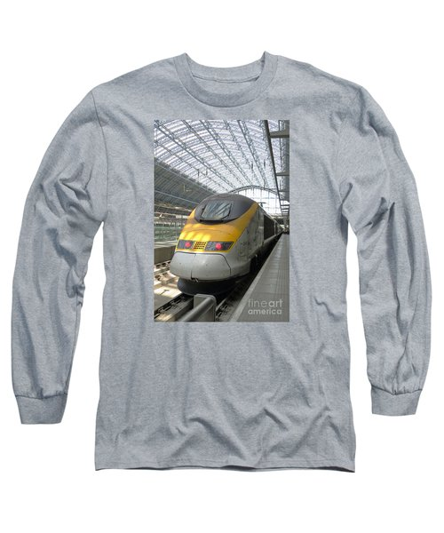 London Arrival Long Sleeve T-Shirt