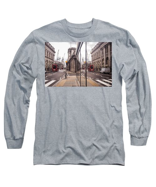London Reflected Long Sleeve T-Shirt