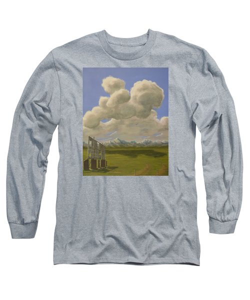 Long Intermission Long Sleeve T-Shirt by Jack Malloch