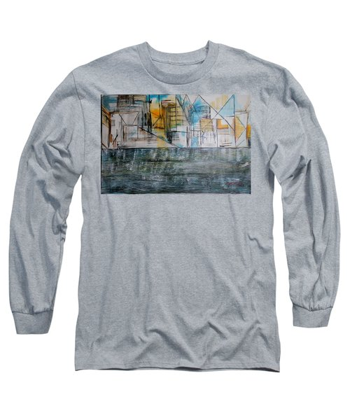 Long Island City Pov3 Long Sleeve T-Shirt