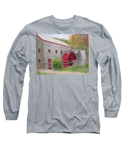 Longfellow's Gristmill Long Sleeve T-Shirt