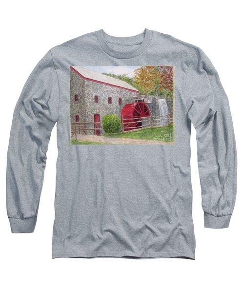 Longfellow's Gristmill Long Sleeve T-Shirt