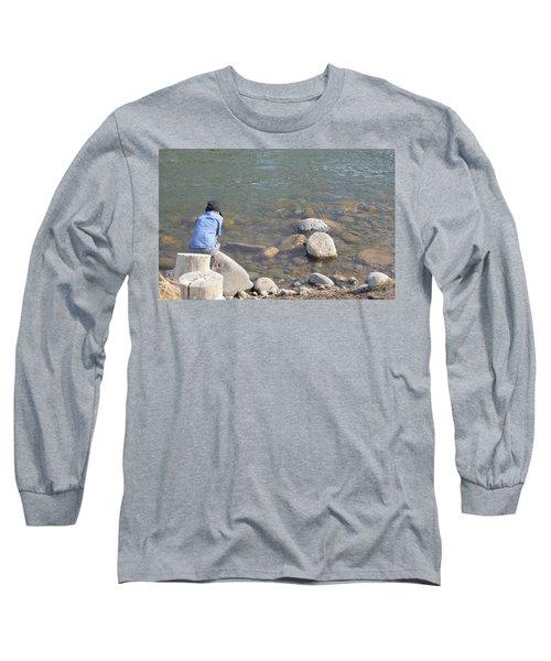 Look Close  Long Sleeve T-Shirt