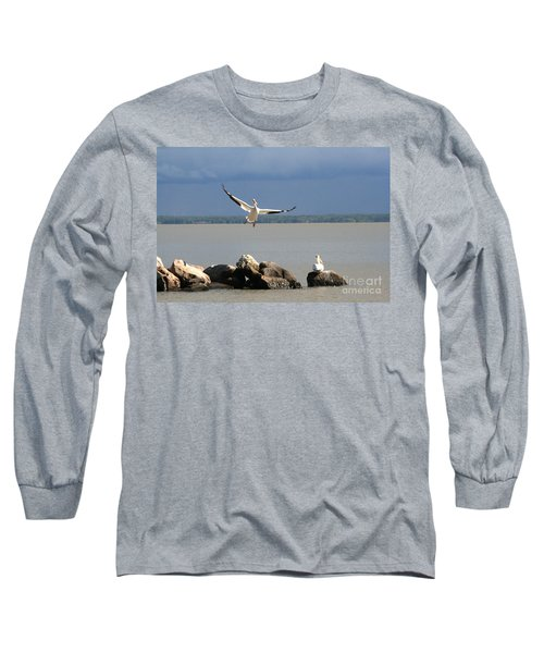 Look Ma - I Can Fly Long Sleeve T-Shirt