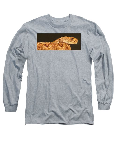Look Me In The Eye And Say That Long Sleeve T-Shirt