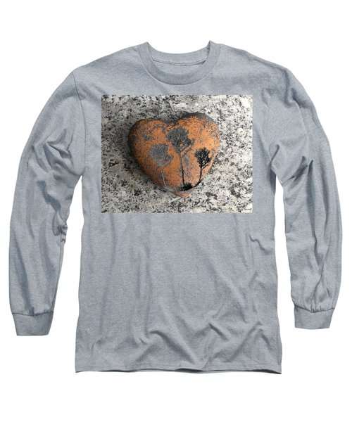 Long Sleeve T-Shirt featuring the photograph Lost Heart by Juergen Weiss