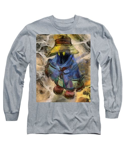 Lost Mage Long Sleeve T-Shirt by Joe Misrasi