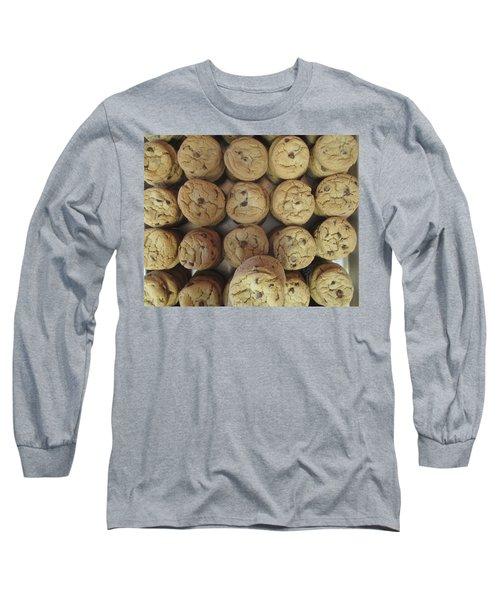 Lotta Cookies Long Sleeve T-Shirt