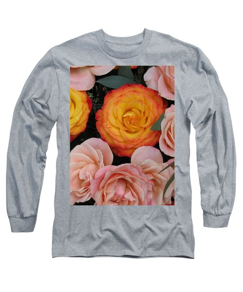 Love Bouquet Long Sleeve T-Shirt
