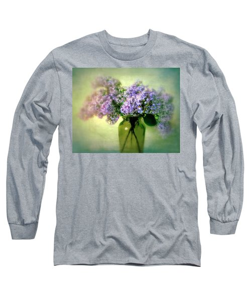Lovely Lilac  Long Sleeve T-Shirt