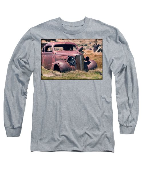 Long Sleeve T-Shirt featuring the photograph Low Rider by Steven Bateson