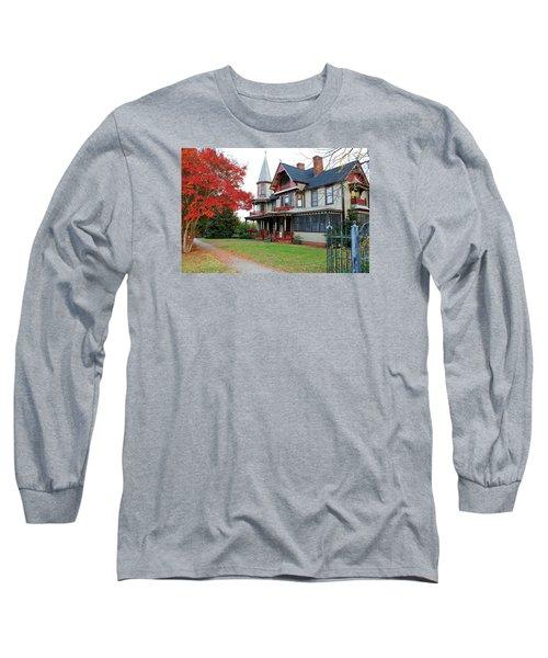 Lowenstein-henkel House Long Sleeve T-Shirt by Cynthia Guinn
