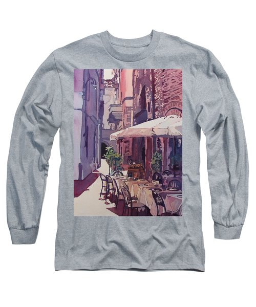 Lucca Cafe Long Sleeve T-Shirt