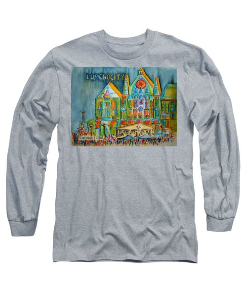 Lumenocity  Long Sleeve T-Shirt
