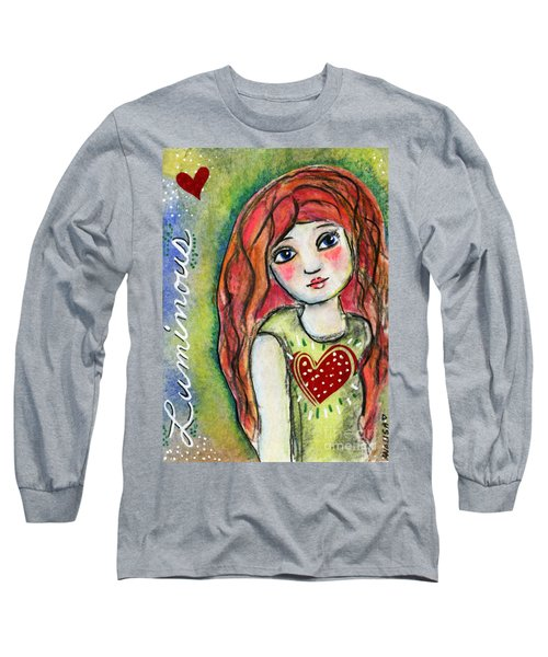 Luminous Long Sleeve T-Shirt
