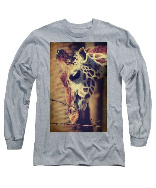 Lunchtime Twigs Long Sleeve T-Shirt