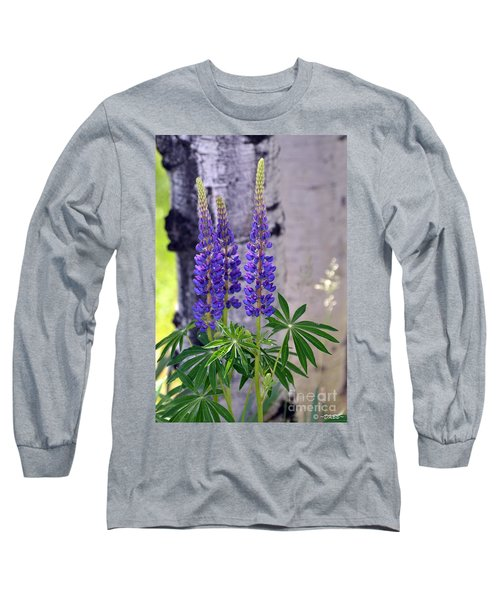 Lupine Long Sleeve T-Shirt