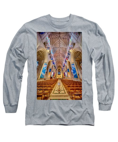 Magnificent Cathedral II Long Sleeve T-Shirt