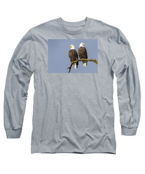 Majestic Beauty  6 Long Sleeve T-Shirt by David Lester