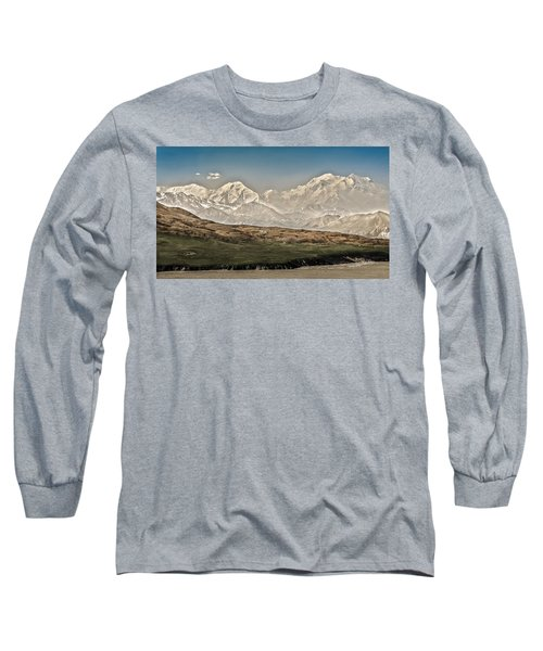 Majestic Mount Mckinley Long Sleeve T-Shirt