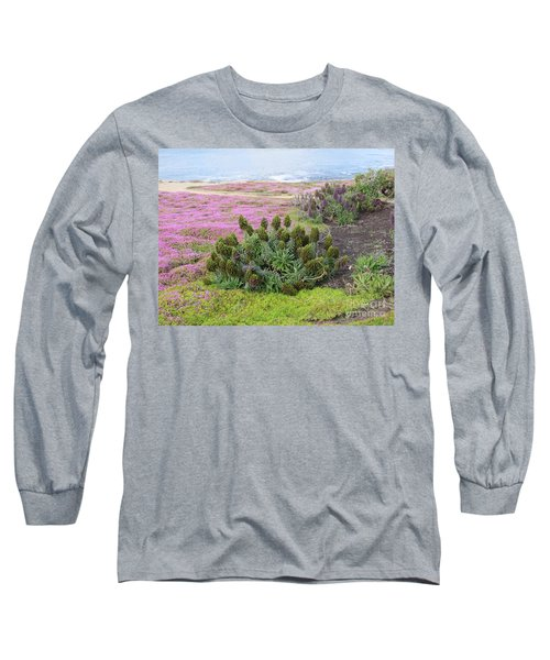 Majestic Shoreline Long Sleeve T-Shirt