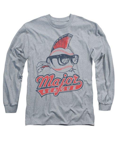 Major League - Vintage Logo Long Sleeve T-Shirt