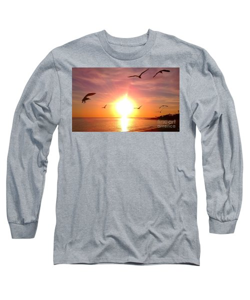 Malibu Paradise Long Sleeve T-Shirt