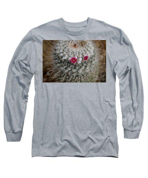 Mammillaria Geminispina Long Sleeve T-Shirt