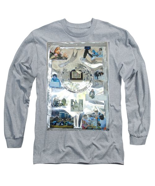 Man In The Mirror Long Sleeve T-Shirt