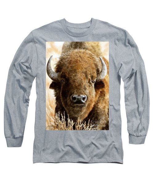 Manifest Destiny  Sold Long Sleeve T-Shirt