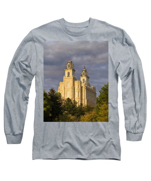 Manti Long Sleeve T-Shirt by Dustin  LeFevre