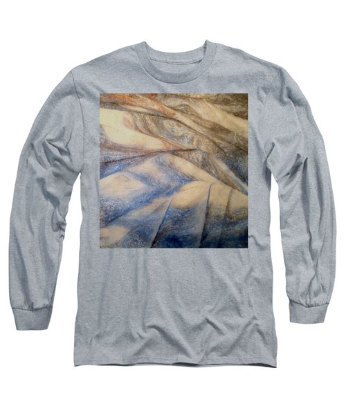 Marble 12 Long Sleeve T-Shirt