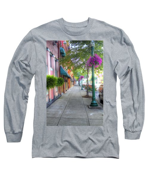 Marietta Sidewalk Long Sleeve T-Shirt