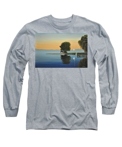 Marina Morning Long Sleeve T-Shirt