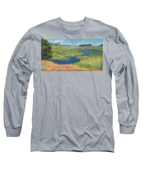 Marshes At High Tide Long Sleeve T-Shirt