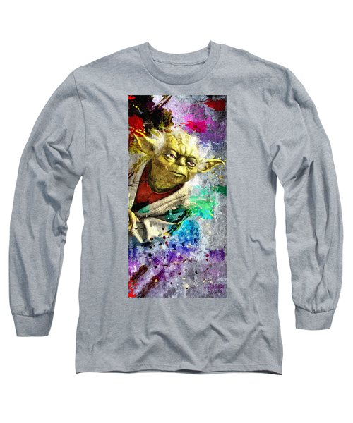 Master Yoda Long Sleeve T-Shirt