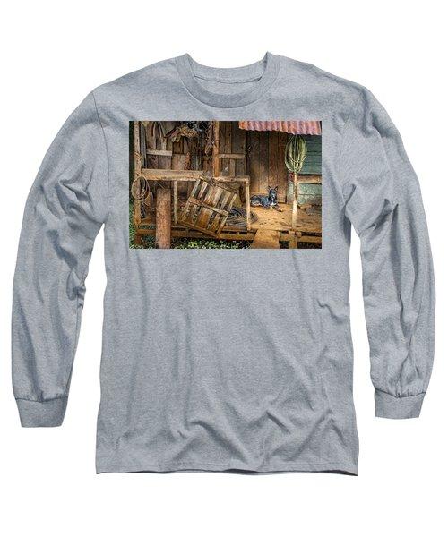 Master's Home Long Sleeve T-Shirt