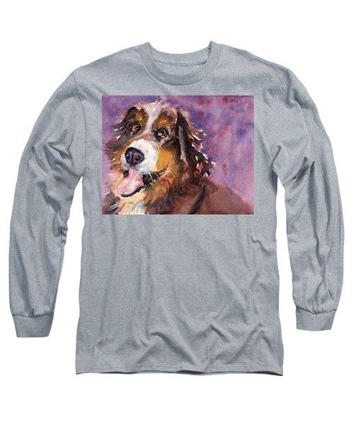 May The Mountain Dog Long Sleeve T-Shirt