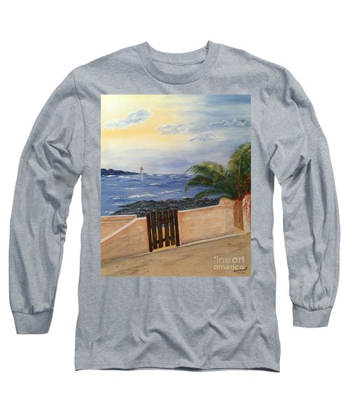 Mediterranean Bbmb0001 Long Sleeve T-Shirt