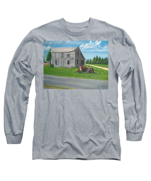 Memories... Long Sleeve T-Shirt by Norm Starks